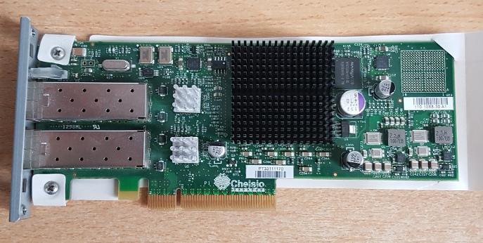Pb de compatibilité SFP+ sur carte Intel X520-DA2